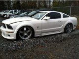 2006 Performance White Ford Mustang GT Premium Coupe #75074116