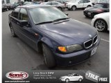 2003 Orient Blue Metallic BMW 3 Series 325i Sedan #75074026
