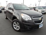 2013 Tungsten Metallic Chevrolet Equinox LT AWD #75074238