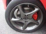 Mazda MX-5 Miata 2001 Wheels and Tires