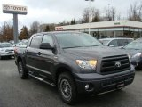 2011 Magnetic Gray Metallic Toyota Tundra TRD Rock Warrior CrewMax 4x4 #75074014