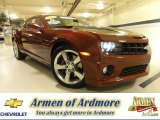 2010 Red Jewel Tintcoat Chevrolet Camaro SS/RS Coupe #75073995