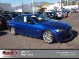 2009 Montego Blue Metallic BMW 3 Series 335i Coupe #75123315
