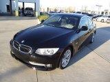 2013 Jet Black BMW 3 Series 328i Coupe #75123362