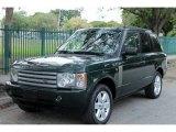 2004 Epsom Green Metallic Land Rover Range Rover HSE #75123300