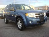 2009 Sport Blue Metallic Ford Escape XLT #75123385