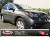 2013 Polished Metal Metallic Honda CR-V EX-L #75123226