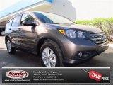 2013 Urban Titanium Metallic Honda CR-V EX #75123224
