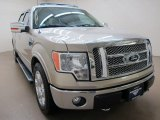 2011 Pale Adobe Metallic Ford F150 XLT SuperCrew 4x4 #75123217