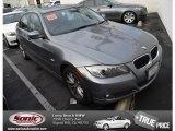 2010 Space Gray Metallic BMW 3 Series 328i Sedan #75123330