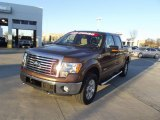 2012 Golden Bronze Metallic Ford F150 XLT SuperCrew 4x4 #75123368