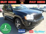 2006 Black Jeep Grand Cherokee Laredo #75123436