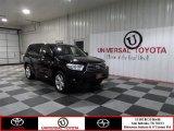 2010 Black Toyota Highlander Limited #75123271