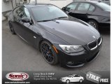 2011 Black Sapphire Metallic BMW 3 Series 335i Coupe #75123321