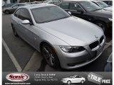 2009 Titanium Silver Metallic BMW 3 Series 335i Coupe #75123317