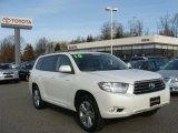 2010 Blizzard White Pearl Toyota Highlander Sport 4WD #75145185