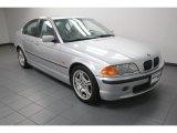 2001 Titanium Silver Metallic BMW 3 Series 330i Sedan #75145226