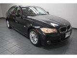 2010 Black Sapphire Metallic BMW 3 Series 328i Sedan #75145225