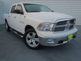 2009 Stone White Dodge Ram 1500 Big Horn Edition Crew Cab #75145180