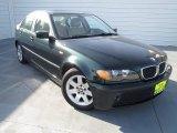 2003 Oxford Green Metallic BMW 3 Series 325i Sedan #75145172