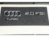 Audi A3 2007 Badges and Logos