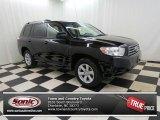 2010 Black Toyota Highlander  #75161432