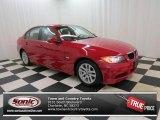 2007 Crimson Red BMW 3 Series 328xi Sedan #75161428
