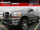 2006 Mineral Gray Metallic Dodge Ram 1500 SLT Mega Cab 4x4 #75168821