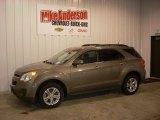 2010 Mocha Steel Metallic Chevrolet Equinox LT #75169099