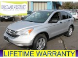 2010 Alabaster Silver Metallic Honda CR-V EX AWD #75168743