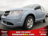 2013 Winter Chill Pearl Dodge Journey American Value Package #75168801