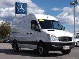 2010 Mercedes-Benz Sprinter 2500 High Roof Cargo Van