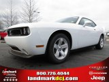2013 Bright White Dodge Challenger SXT #75168791