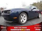 2013 Jazz Blue Pearl Dodge Challenger SXT #75168789