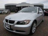2006 Titanium Silver Metallic BMW 3 Series 330i Sedan #7485931