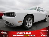 2013 Bright White Dodge Challenger SXT #75168787