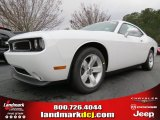 2013 Bright White Dodge Challenger SXT #75168785