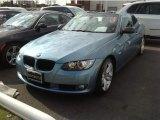 2007 Atlantic Blue Metallic BMW 3 Series 335i Convertible #75168873