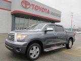 2010 Slate Gray Metallic Toyota Tundra Limited CrewMax 4x4 #75168753