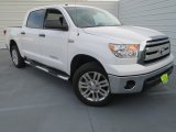 2013 Super White Toyota Tundra TSS CrewMax 4x4 #75168864