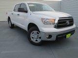 2013 Super White Toyota Tundra CrewMax #75168863