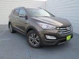 2013 Cabo Bronze Hyundai Santa Fe Sport #75168858