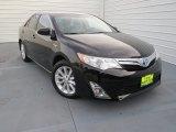 2012 Attitude Black Metallic Toyota Camry Hybrid XLE #75168856