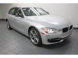 2013 Titanium Silver Metallic BMW 3 Series 335i Sedan #75168900