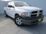 2011 Bright White Dodge Ram 1500 ST Quad Cab #75194223