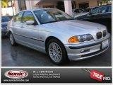 1999 Titanium Silver Metallic BMW 3 Series 328i Sedan #75194124