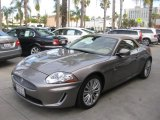 2010 Jaguar XK XK Convertible Front 3/4 View