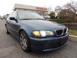 2002 Topaz Blue Metallic BMW 3 Series 330i Sedan #75194118
