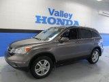 2011 Urban Titanium Metallic Honda CR-V EX-L 4WD #75194038