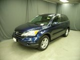 2010 Royal Blue Pearl Honda CR-V EX-L AWD #75194420
